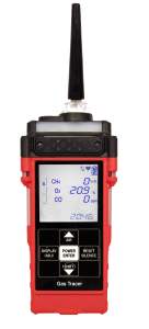 Portable Flammable Gas Detector with Low PPM