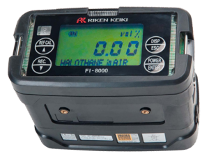 FI-8000 Fumigation / Anaesthetic Gas Monitor