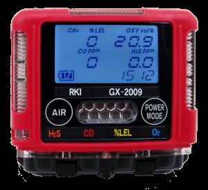 GX-2009 - 4 Gas Monitor
