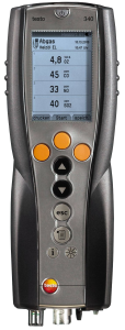 Testo 340 – Flue Gas Analyser