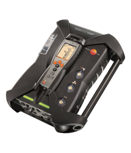 Testo 350 – Analysis Box for exhaust gas analysis systems