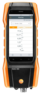 Testo 300 – Flue Gas Analyser