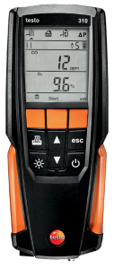 Testo 310 – Flue Gas Analyser