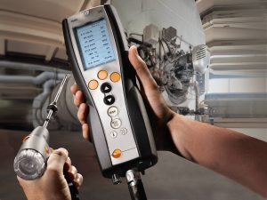Testo 340 – Flue Gas Analyser – Diesel Kit